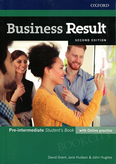 Business Result 2nd edition Pre-intermediate podręcznik