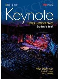 Keynote B2 Upper-Intermediate Combo Split A + DVD-ROM + WB Audio