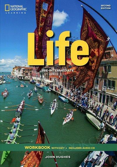 Life 2nd Edition B1 Pre-intermediate ćwiczenia