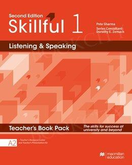 Skillful 1 Listening & Speaking Książka nauczyciela Premium Pack