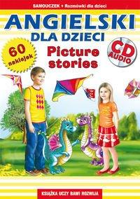Angielski dla dzieci Picture stories Książka+CD