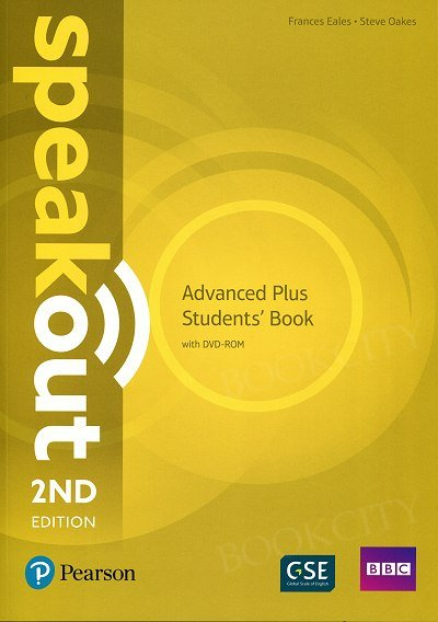 Speakout Advanced Plus (2nd edition) Student's Book with DVD-ROM (bez kodu)