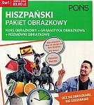 Hiszpański Pakiet obrazkowy 3w1