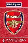 Karty do gry Arsenal wersja angielska