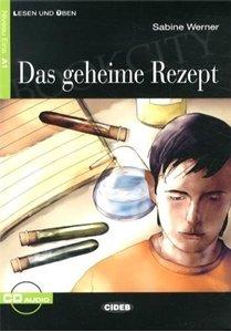 Das geheime Rezept Buch + CD