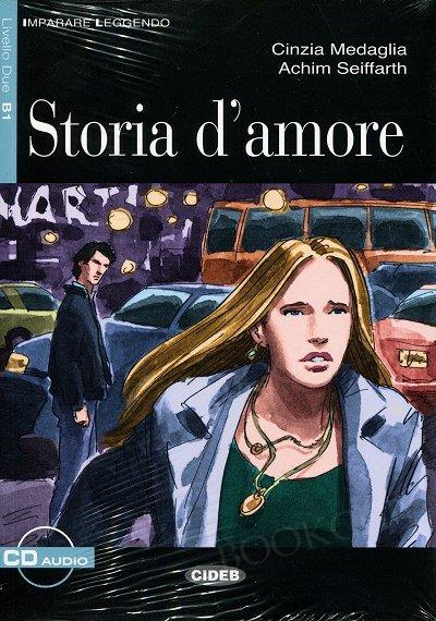 Storia d'amore Libro + CD