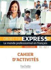 Objectif Express 2 Nouvelle Édition ćwiczenia