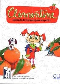 Clementine 2 Podręcznik + DVD