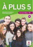 A plus 5 podręcznik