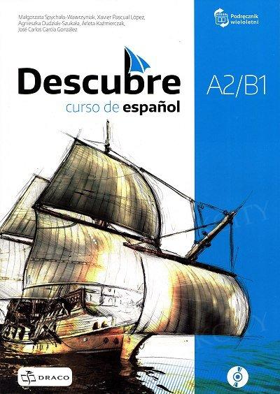 Descubre A2/B1 podręcznik