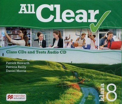 All Clear (klasa 8) Class CD