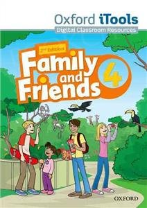 Family and Friends 4 (2nd edition) iTools