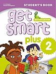 Get Smart Plus 2 Workbook + CD