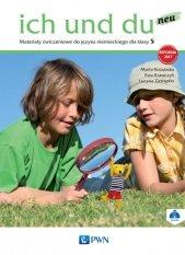 ich und du neu dla klasy 5 (reforma 2017) Materiały ćwiczeniowe