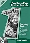 Practise and Pass First for Schools książka nauczyciela
