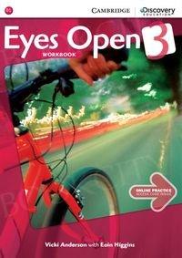 Eyes Open 3 Workbook + Online Practice