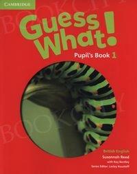 Guess What! 1 podręcznik