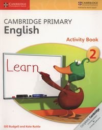 Cambridge Primary English 2 ćwiczenia