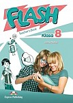 Flash Klasa 8 Teacher's Book