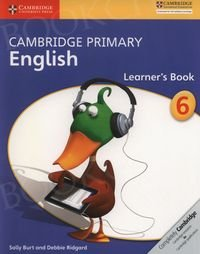 Cambridge Primary English 6 Learner's Book