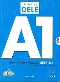 Objetivo DELE A1 Książka + CD