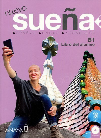 Nuevo Suena 2 B1 podręcznik