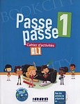 Passe-Passe 1 A1.1 Ćwiczenia + CD
