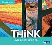 Think 4 Class Audio CD