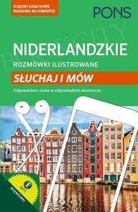 Niderlandzkie rozmówki ilustrowane Słuchaj i mów