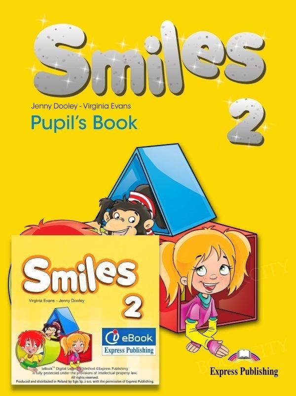 Smileys 2 podręcznik