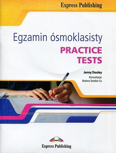 Egzamin ósmoklasisty Practice Tests + Audio CD