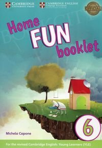 Storyfun 6 Flyers Home Fun Booklet