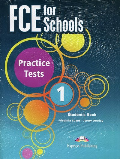 FCE for Schools Practice Tests 1 (New Edition) Student's Book + DigiBook