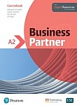 Business Partner Poziom A2 Coursebook with MyEnglishLab