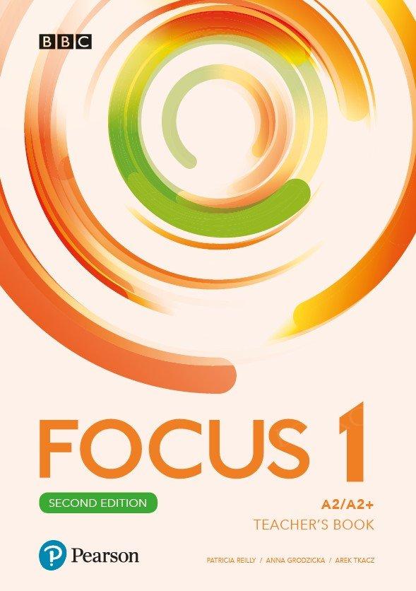 Focus 1 Second Edition Teacher's Book plus płyty audio, DVD-ROM i kod dostępu do Digital Resources