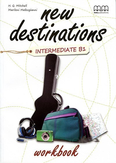 New Destinations Intermediate ćwiczenia