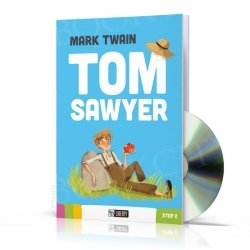 Tom Sawyer Książka+CD