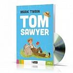 Tom Sawyer Książka+CD