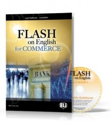 Flash on English for Commerce Książka+mp3 audio