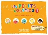 Les Petits Loustics 1 Karty pracy