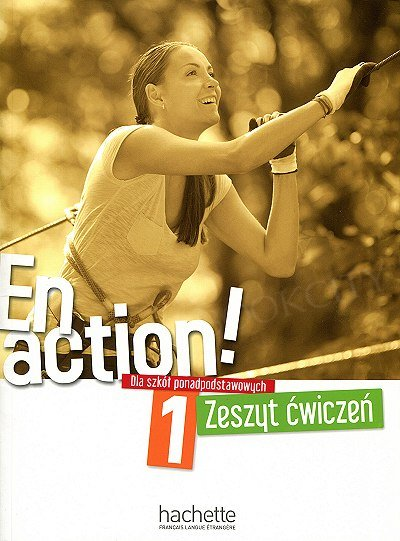En Action 1 (szkoły ponadpodstawowe) ćwiczenia