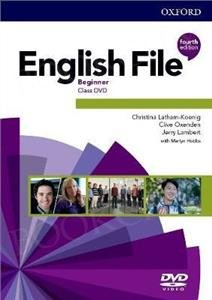 English File Beginner (4th Edition) Class DVDs