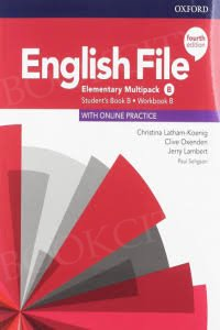 English File Elementary (4th Edition) MultiPack B