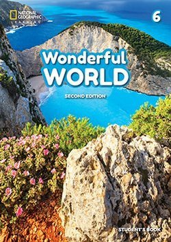 Wonderful World 6 Second Edition podręcznik