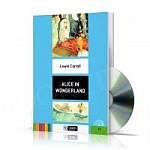 Alice in Wonderland LEVEL 1: A2 Książka+CD