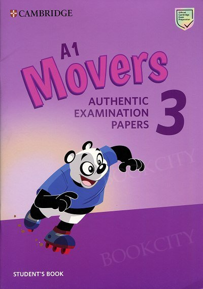 Cambridge English A1 Movers 3 (2019) Student's Book