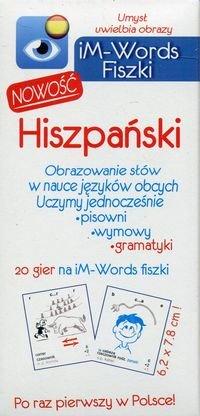 iM-Words Fiszki Język hiszpański