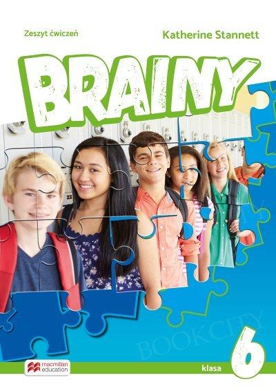Brainy klasa 6 DVD
