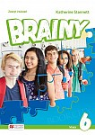 Brainy klasa 6 Audio CD