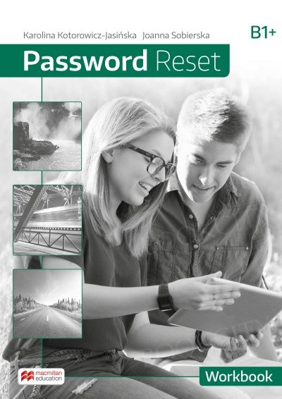 Password Reset B1+ ćwiczenia